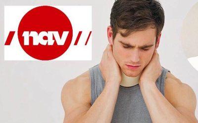 Nakkeskadde blir diskriminert i NAV